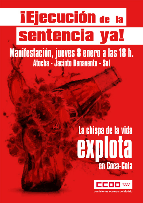 cartel cocacola manifestacion copia